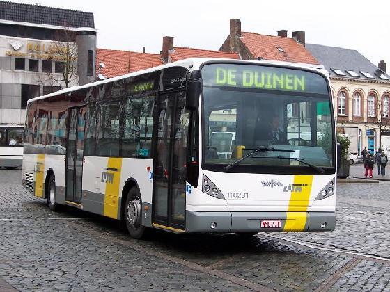 Transporte- Bruselas
