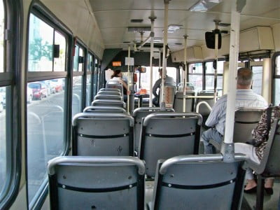 Transporte urbano de Santiago