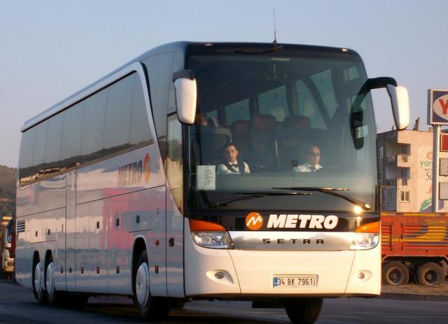 Transportes, Turquía