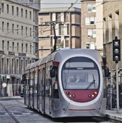 Tranvía de Florencia