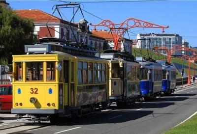 Tranvía histórico