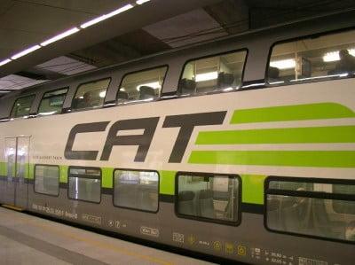 Tren del Aeropuerto de Viena