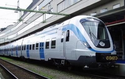 Tren de Estocolmo