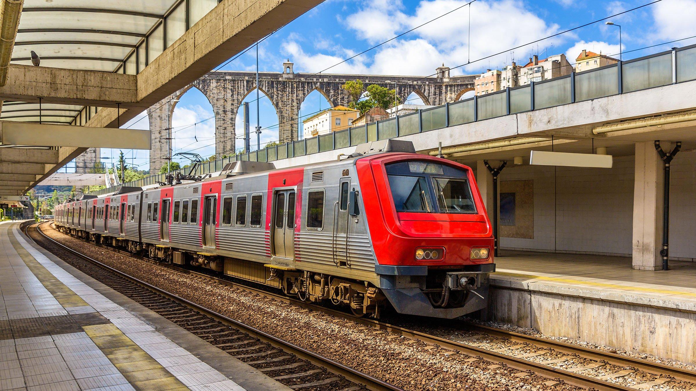 Tren de Lisboa