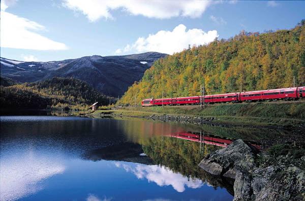 Tren de Noruega