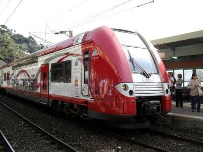 Tren de Mónaco