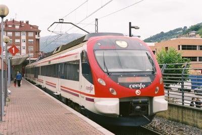 Tren Renfe, Galicia