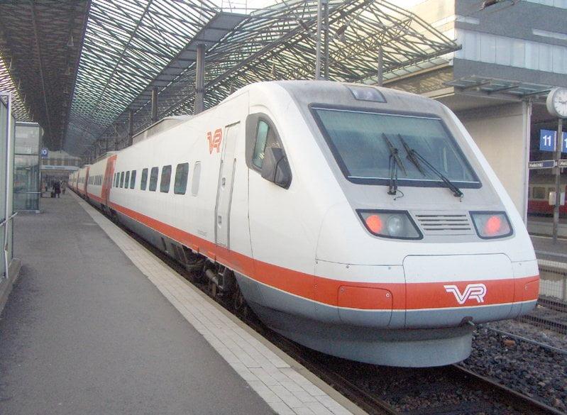 Tren de Finlandia