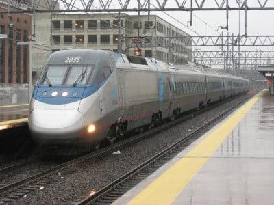 Trenes de Nueva York