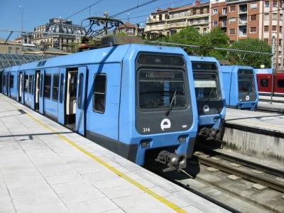 Trenes del País Vasco