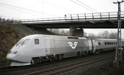 Tren de Suecia