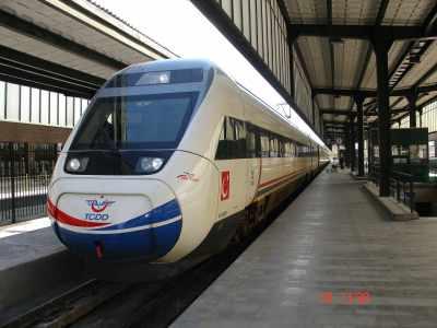 Trenes, Turquía