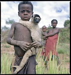 Tribu de Madagascar