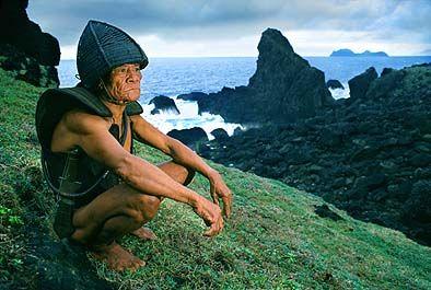 Tribu Yami, Lanyu