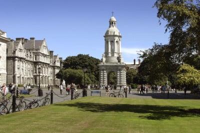 Trinity College en Dublin