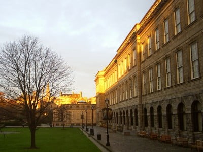 Old Library del Trinity College