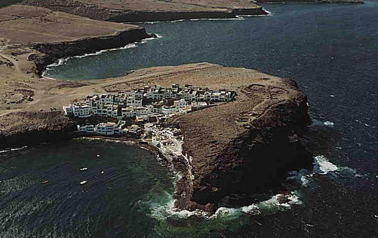 Tufia en Gran Canaria