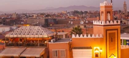 turismo en Marrakech