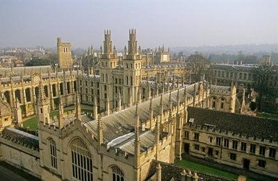 Turismo en el Reino Unido souls college