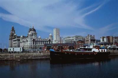 Turismo en Liverpool ciudad