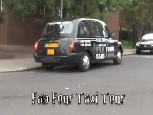 turismo en liverpool Taxi Tour