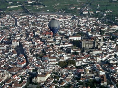 Turismo en Evora Portugal