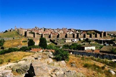 Turismo rural en Ávila casas