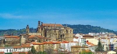 Turismo rural en Extremadura ciudad