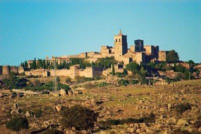 Turismo rural en Extremadura vista