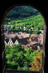 Turismo rural en Francia desde monte