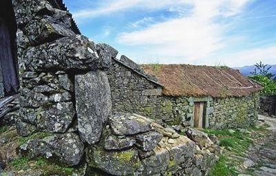 Turismo rural en Galicia casas