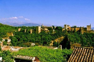 turismo rural en Granada ambiente con naturaleza