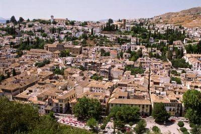 turismo rural en Granada