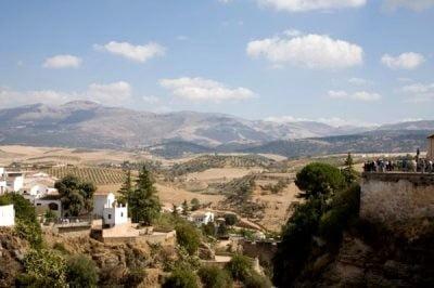 Turismo rural en Málaga ronda