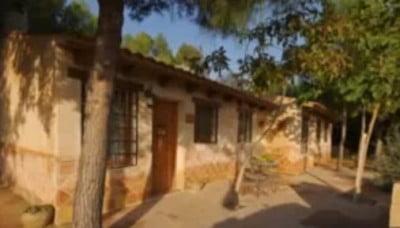 turismo rural en Murcia casa