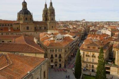 turismo rural en Salamanca casas