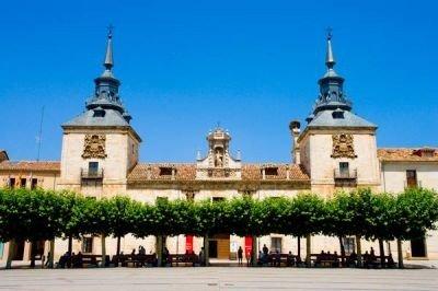 Turismo rural en Soria plaza mayor
