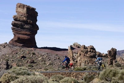 Turismo rural en Tenerife en bicibleta