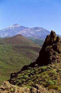 Turismo rural en Tenerife paisaje