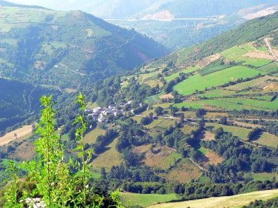 Turismo rural, Galicia