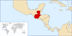Guatemala, Centro América
