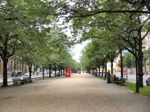 Unter den Linden - Berlín