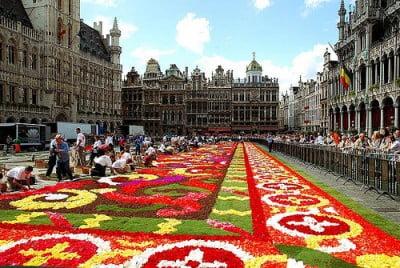 vacaciones en Bruselas