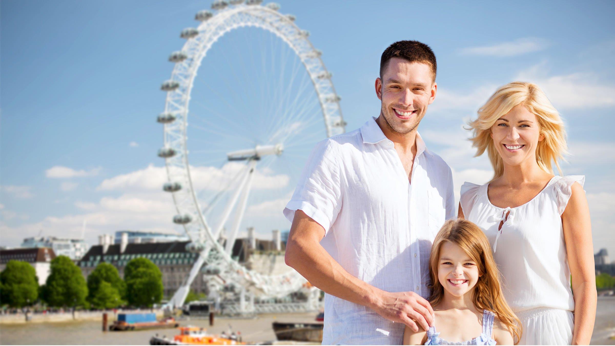 Vacaciones Familiares En Londres