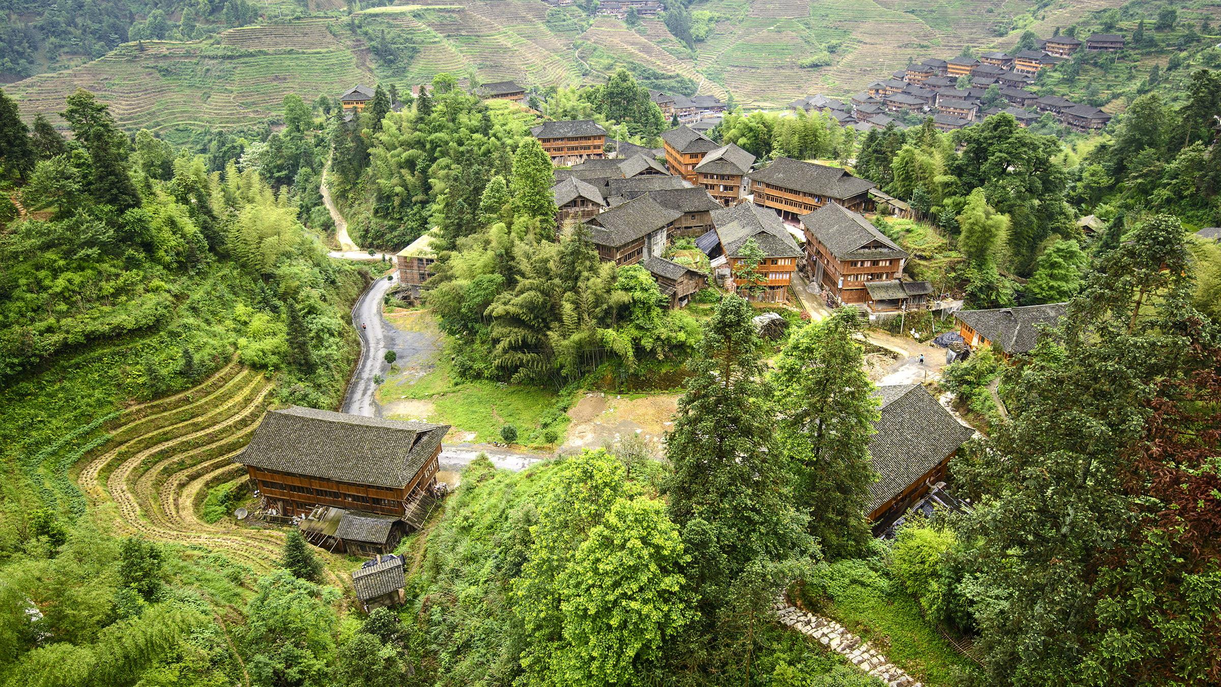 Vacunas Para Viajar A Zonas Rurales De China