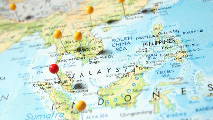 Impfstoffe für Reisen nach Südostasien