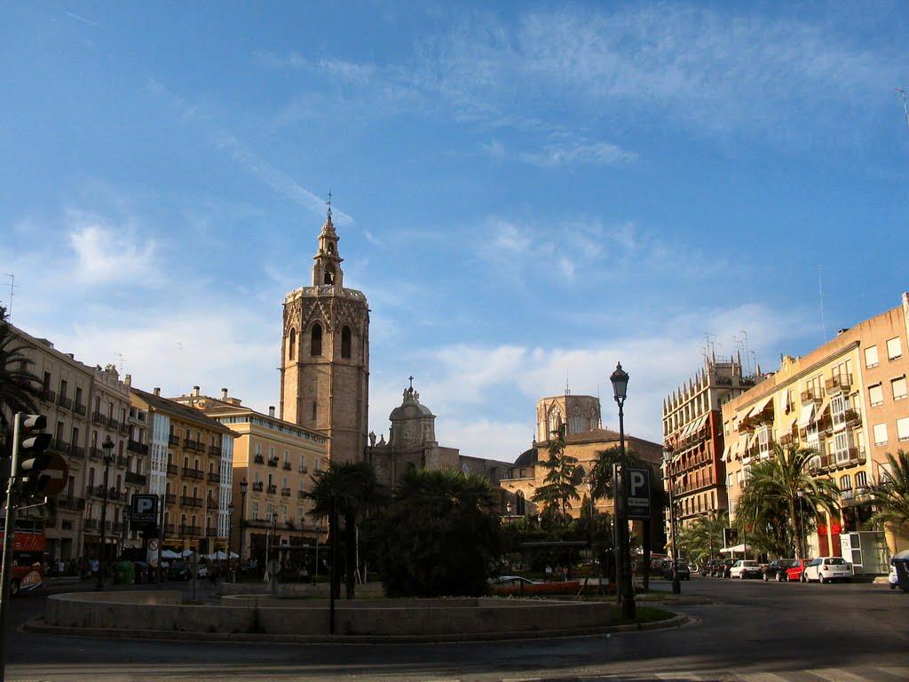 Micalet de Valencia
