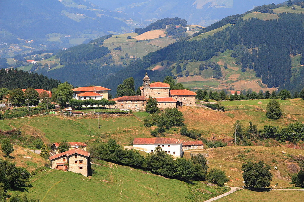 Valle del Pais Vasco
