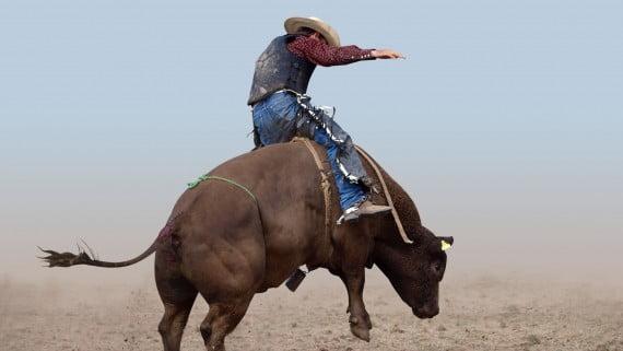 Los chaps, pantalones típicos del traje de vaquero