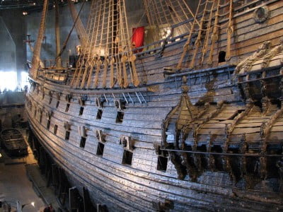 Vasa en Estocolmo